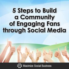 Businesses now have to be more careful in how they attract an audience. If you're also trying to build an engaging fan base in social media, here's 5 tips to empower your success.