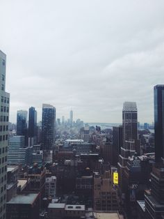 grey days in NYC
