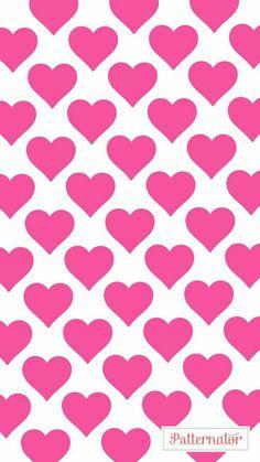 Iphone 6 Wallpaper, Heart Wallpaper, Love Wallpaper, Cellphone Wallpaper, Screen Wallpaper, Wallpaper Backgrounds, Pink Walls, Pretty Wallpapers, Heart Art