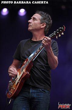 Stone Gossard | Pearl Jam | Milan 2014 | Radio Lombardia - Non ci fermiamo mai