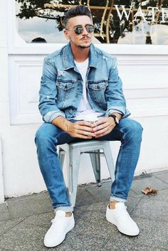 Simple Outfit Ideas For Men