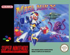Megaman X - Super Nintendo - Acheter vendre sur Référence Gaming