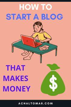 The Complete Guide to How to Start a Blog and Make Money in 2021. Blogging is an amazing way to earn money online. Starting your own blog can completely transform your life. Blogging lets you be your own boss. It has changed the lives of all those who started their blogging journey out of passion. In this blogging guide, you will find the best ways to start a blog, be a successful blogger, and make money with your blog. #blog #startablog #blogging #sidehustle