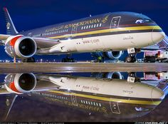 Boeing 787-8 Dreamliner - Royal Jordanian Airline | Aviation Photo #4212485 | Airliners.net