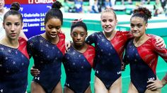 Do you dazzle everywhere you go like Simone Biles? Direct traffic like Aly Raisman? Focus like Gabby Douglas? Take our quiz to find out which U.S. gymnast you are.