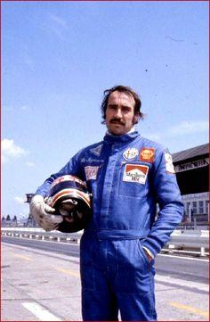 Clay Regazzoni (Suisse)