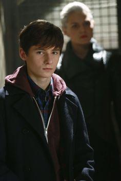 "Henry and Emma Swan - 5 * 10 ""Broken Heart"""