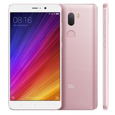 Xiaomi Mi5s Plus - $299.99 (coupon: SPlus4G) International Edition  ROSE GOLD MIUI 8 5.7 inch 4G Phablet Snapdragon 821 Quad Core 2.35GHz 4GB RAM 64GB ROM Dual 13.0MP Rear Cameras Fingerprint Scanner NFC  #Smartphone, #смартфон, #Phablet, #Xiaomi, #gearbest