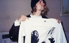 Kurt Cobain's Rare Photographs (46 pics) - Picture #36 - Izismile.com