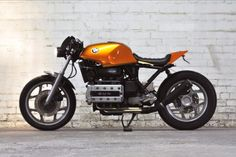 1984 BMW K100Rs - Paul Hutchinson - The Bike Shed