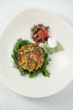 Gluten Free Sweetcorn Fritters : The Healthy Chef – Teresa Cutter