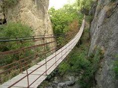 Senderismo Sierra Nevada, Bridge, Suspension Bridge, Town Hall, Saint Joseph, Trekking, Bridges, Legs, Bro