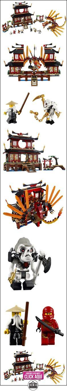 LEGO NINJAGO 2507 Templo del Fuego  ✿ Lego - el surtido más amplio ✿ ▬► Ver oferta: http://comprar.io/goto/B004OT2S8K
