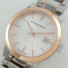 Burberry アナログ腕時計 バーバリー 時計 レディース 腕時計 ヘイマーケット BU9105