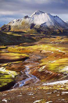 Near Alfavatn Lake, #Iceland