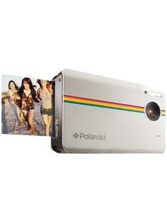 Polaroid Z2300 10MP Digital Instant Print Camera (White) ❤ Polaroid