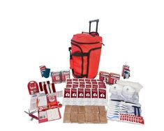 Two Person Deluxe Survival Kit