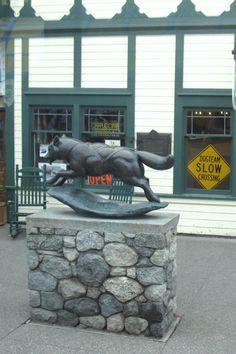 Balto Statue in Anchorage