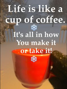 Good Morning! It's as simple as that....... #goodmorning #firstsnowofseason #blizzardwarning