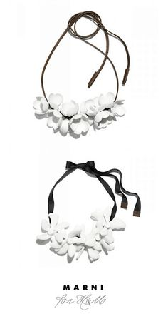 marni statements necklaces. fabulous.