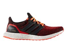 Men's Adidas Ultra Boost | Black/Red