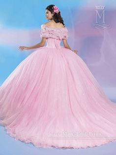 Quinceanera - Beloving - Style: 4680 by Mary's Bridal Gowns #sweet15…