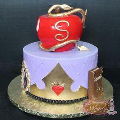 #desendents #cake
