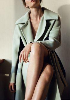"""lesthetiquedelinventaire: """" Hermès – Vestiaire d'hiver 2015 Photographer: Zoë Ghertner """""""