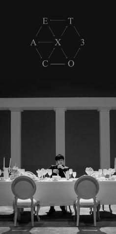 Exo Monster (Baekhyun) Wallpaper || for more kpop, follow @helloexo