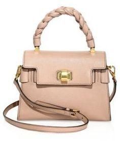 Miu Miu Leather Top Handle Satchel  affiliate link  Miu Miu Handbags, Womens  Designer 24cb5ef42a