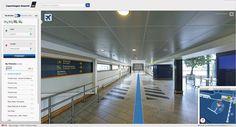 Copenhagen Airport unveils first 360 degree wayfinding app