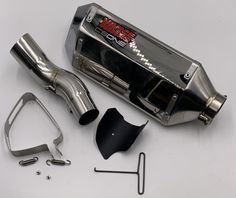 Vance & Hines Exhaust CS One Stainless Kawasaki Ninja Zx 3350 Midwest City, Zx 10r, Motorcycle Parts And Accessories, Kawasaki Ninja, Performance Parts, Atv, Bike, Free Shipping, Bicycle