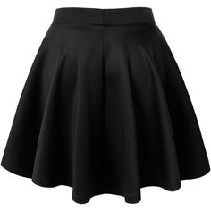 Shop the latest styles of MBJ Womens Basic Versatile Stretchy Flared Skater Skirt at Amazon Women's Clothing Store. Free Shipping+ Free Return on eligible item