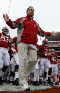 Nick Saban, Alabama Football