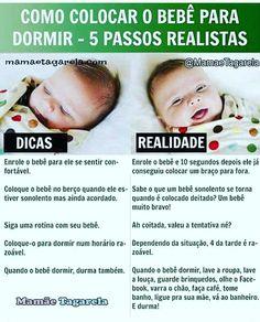 Hahahaha... Adorei a realidade!  #maternidadereal