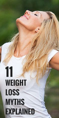 11 Weight Loss Myths Explained | Wokoutsly