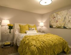 Fab bedding! Income Property, HGTV