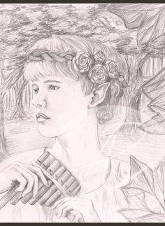 Elf Piper sketch