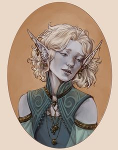 Fantasy Character Portraits, Anna Veltkamp - D&D Character Things - - Fantasy Character Design, Character Creation, Character Concept, Character Inspiration, Character Art, Concept Art, Character Makeup, Character Ideas, Dungeons And Dragons Characters