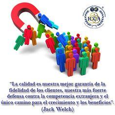 Calidad para fidelizar... #calidad #garantía #fidelidad #clientes crecimiento #beneficios