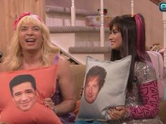 """We have a sneak peek of Monday's """"Tonight Show with Jimmy Fallon""""… featuring Demi Lovato and our own Mario Lopez!"""