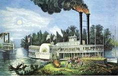 1000 Images About Riverboats On Pinterest Mississippi