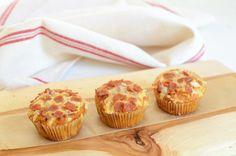 Grain-Free Pizza Muffins