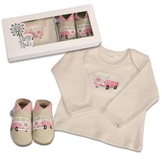Camper Van range by Daisy Roots. www.daisy-roots.com Baby Christening Gifts, Packaging Ideas, Camper Van, Roots, Daisy, Range, Fashion, Drawings, Moda