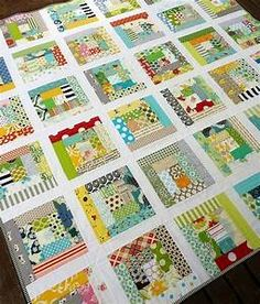 17 Best images about Log Cabin quilts on Pinterest | Quilt, Dark and light and Log cabin quilts