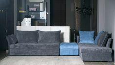 Γωνιακός καναπές Mezzo