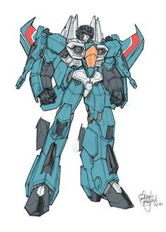 Decepticon Thundercracker