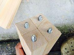 木製テーブルの自作(beef lucky tool ver.) | CAMP*SITE