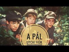 A Pál utcai fiúk I. rész - teljes film magyarul / port.hu 9,4 / - YouTube Youtube, Musica, Youtubers, Youtube Movies