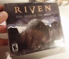 Riven Sequel To Myst PC & Mac Video Game